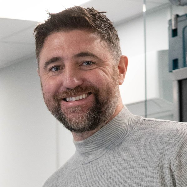 Laurence Munns Commercial Director Perform Logistics