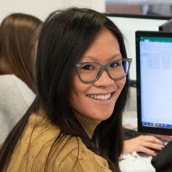 Maria Accounts Manager and Operations Co-ordinator Perform Logistics
